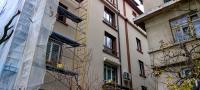 Саниране на сграда, гр.София, ул.Цар Петър 10, 840м2